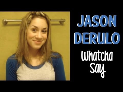 Jason Derulo - Whatcha Say? (cover) By Lisa Scinta video