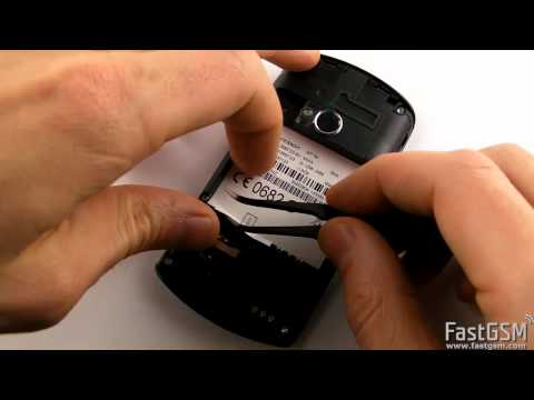 How To Unlock Sony Ericsson Live with Walkman (WT19) by USB