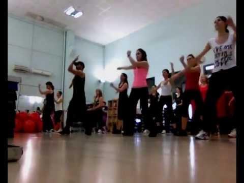 """ZUMBA fitness - """" HALA """" - Lessier Herrera"""