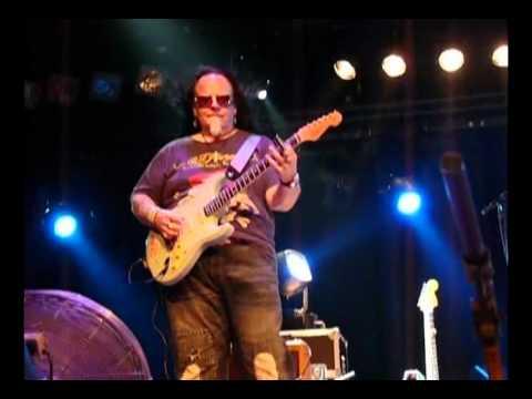 Southern BluesNight (Heerlen, the Netherlands) 2012 - Smokin Joe Kubek&Bnois King