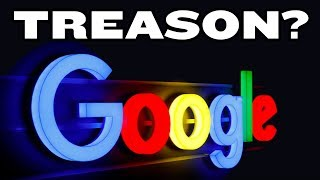 """Google Accused of """"Treason"""" Over China Ops"""
