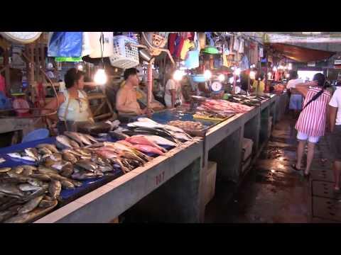 Public Market - Baybay, Leyte, Philippines - May 2012