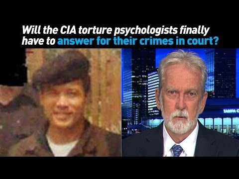 Will the CIA torture psychologists finally have to answer for their crimes?