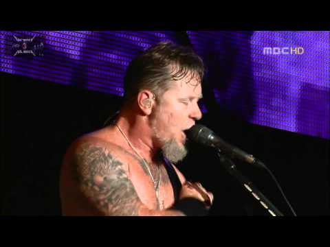 Metallica - For Whom The Bell Tolls HD 1280 X 720 Seoul Korea 2006 - Live Music Videos