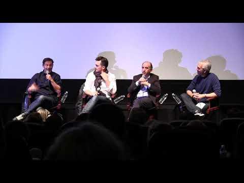 The Death Of Stalin - Armando Iannucci, Rupert Friend, And Jason Isaacs Q&A