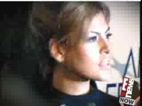 Eva Mendes: Maxium, October 2007 Video