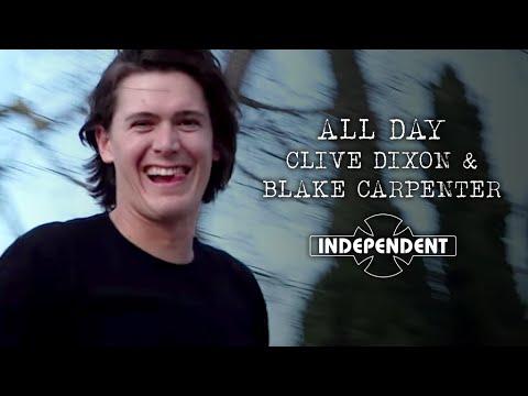 Skate The Streets w/ Clive Dixon & Blake Carpenter ALL DAY