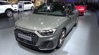 2019 Audi A1 Sportback S-Line 30 TFSI 116 - Exterior and Interior - Auto Show Brussels 2019