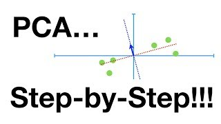 StatQuest: Principal Component Analysis (PCA), Step-by-Step