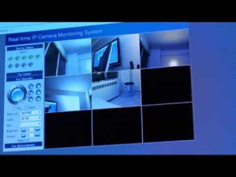 Foscam 5 Wireless IP Cameras Pan Tilt Multi-Device View