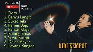 Download lagu DIDI KEMPOT – CIDRO, BANYU LANGIT, PAMER BOJO | KUMPULAN LAGU JAWA TERBAIK
