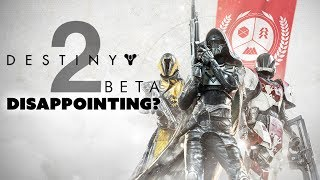 Guardians HATE Destiny 2 Beta? - The Know Game News