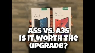 OPPO A3S (2018) VS OPPO A5S (2019) | WORTH THE UPGRADE?