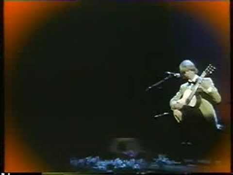Rare Classical Guitar Video: David Russell - Scarlatti K380
