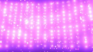 Broadway Light Show Background Pink / Purple Motion Graphic Free Download
