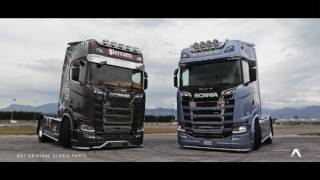 New KIT for SCANIA S Series - Fai vincere la tua Passione