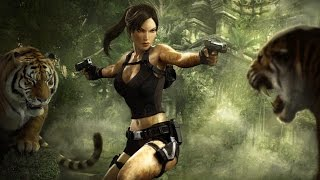 LARA CROFT - Tomb Raider (Dublado)