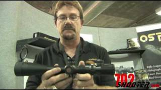 Osprey International Tactical Rifle Scope @ 2010 Shot Show