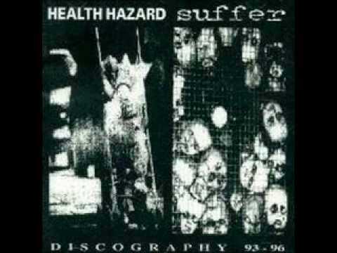 HEALTH HAZARD_SUFFER Discography 93 - 96 [FULL ALBUM]