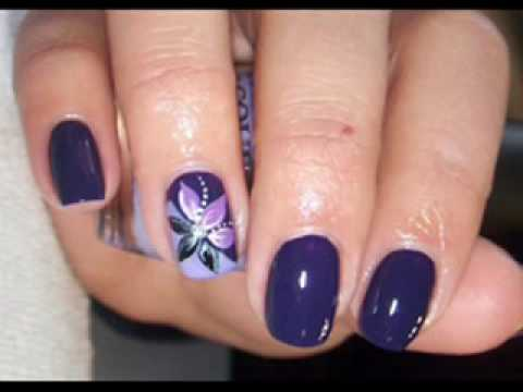 cute and simple nail art designs  youtube