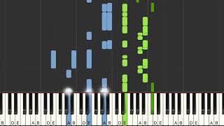 Download Lagu Ed Sheeran - Galway Girl (Piano Cover) | Tutorial Gratis STAFABAND