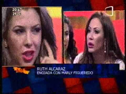 Ruth Alcaráz Vs. Marly Figueredo