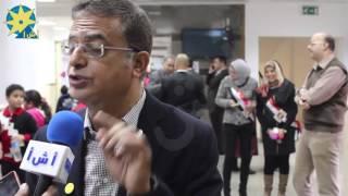 بالفيديو: الدكتور إيهاب عيد ونصائح عامة لأباء وأمهات أطفال ذوي الاحتياجات الخاصة