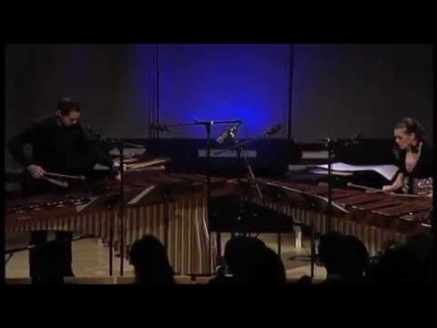 Evolution Percussion Duo: Compose. Perform. Inspire. New Voices in Percussion Music