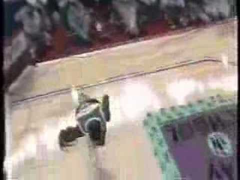nba 1991 all star slam dunk contest ( dee brown ) Video