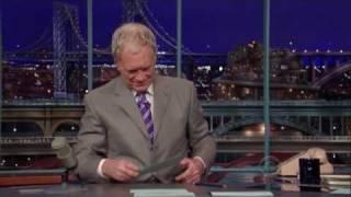 1.20 David Letterman - CBS Affiliate of the Night: KOIN (Full Ver.)