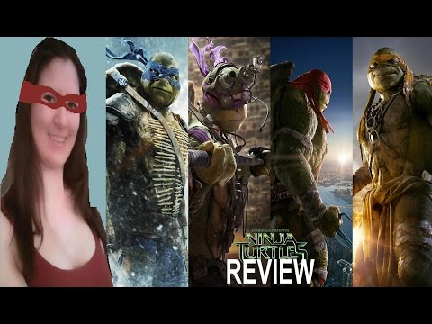 Teenage Mutant Ninja Turtles - Movie Review