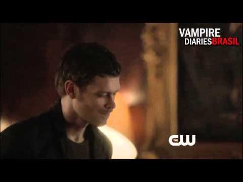 The Vampire Diaries - 4.17 Because the Night Webclip #1 [LEGENDADO PT-BR]