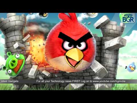 Rovio and Sony Pictures partner to release an 'Angry Birds' 3D movie in July 2016