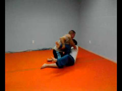 Grappling Sparing Session Image 1
