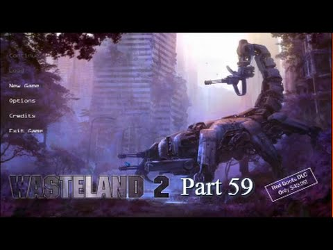 Wasteland 2 Gameplay for Antsiness, Pt59 1080p (Santa Monica)