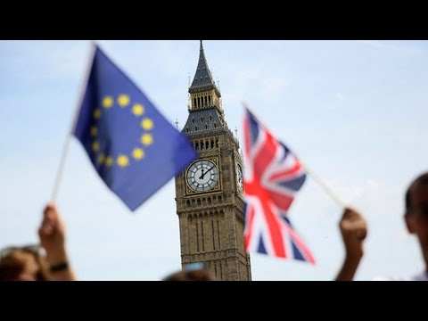 Brexit Vote Takes Place In UK