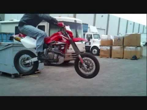 Xr650r Supermoto Kit Xr650r Supermoto Jump