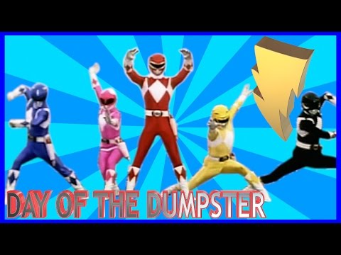 PR Essentials: Day of the Dumpster (MMPR)