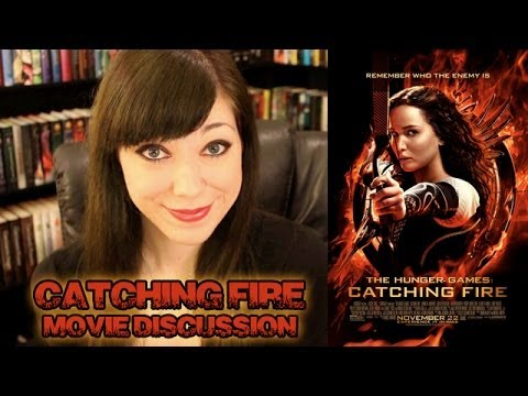 Catching Fire Movie [Review & Discussion]