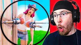 *HARD* YOU LAUGH, YOU LOSE FORTNITE CHALLENGE!