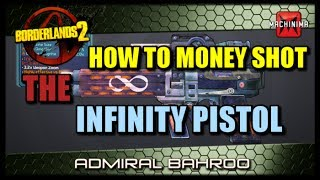 How to Money Shot the Infinity Pistol