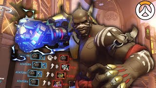 30 CRAZY PLAYS OF THE GAME #43 ►Overwatch Highlights Montage