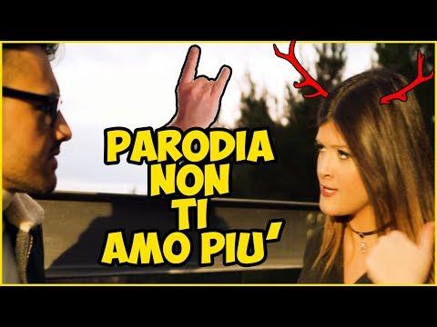 PARODIA ●  Daniele De Martino Ft. Noemi Mesto - Non ti amo più (Ufficiale 2017)
