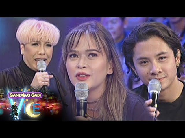 GGV: Vice, Bela and JC compose a heartfelt poem