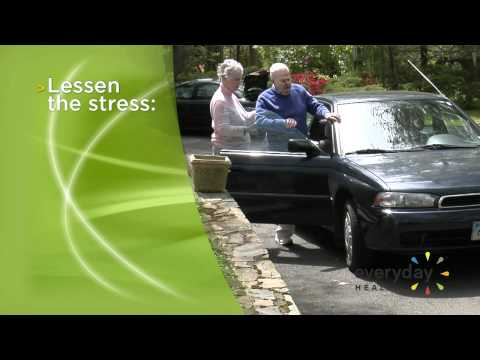 Stress Reduction for Caregivers