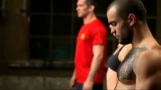 off video vibram fivefingers crossfit