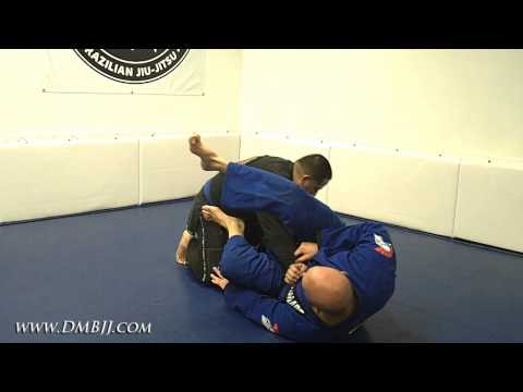 DM Brazilian Jiu-Jitsu - Guard recovery + Submissions Image 1