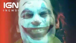 Joker Movie Wraps Filming - IGN News