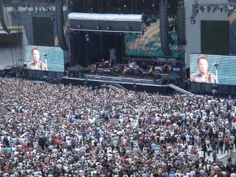 Springsteen/Badlands - Frankfurt 2009