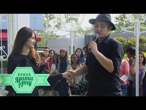 Disty Meleleh Dirayu Gilang Dirga Dengan Lagu Cinta Ini  - Rumah Mama Amy (8/11)